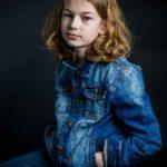 Photographe casting book enfant