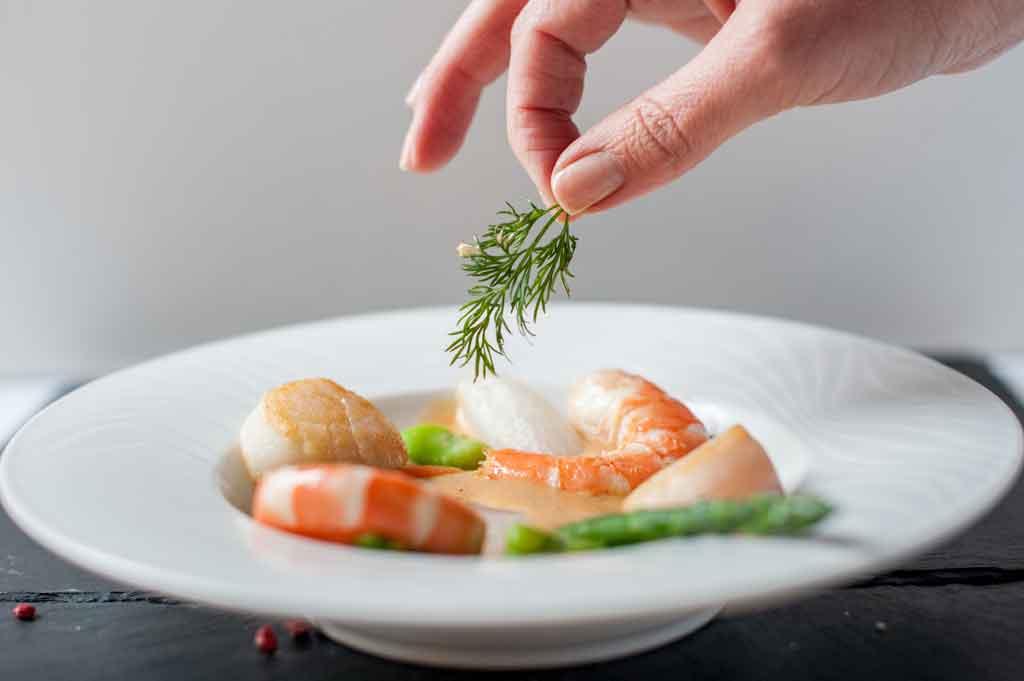 Photographie Culinaire - Restauration - Ferme du Roy