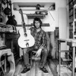 Portrait artisan Luthier