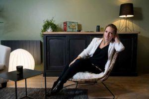 Portrait entrepreneur SISTER-DESIGN