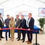 photographe inauguration entreprise MERELEC OISE